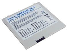 TOSHIBA AT300 Tablet PC battery